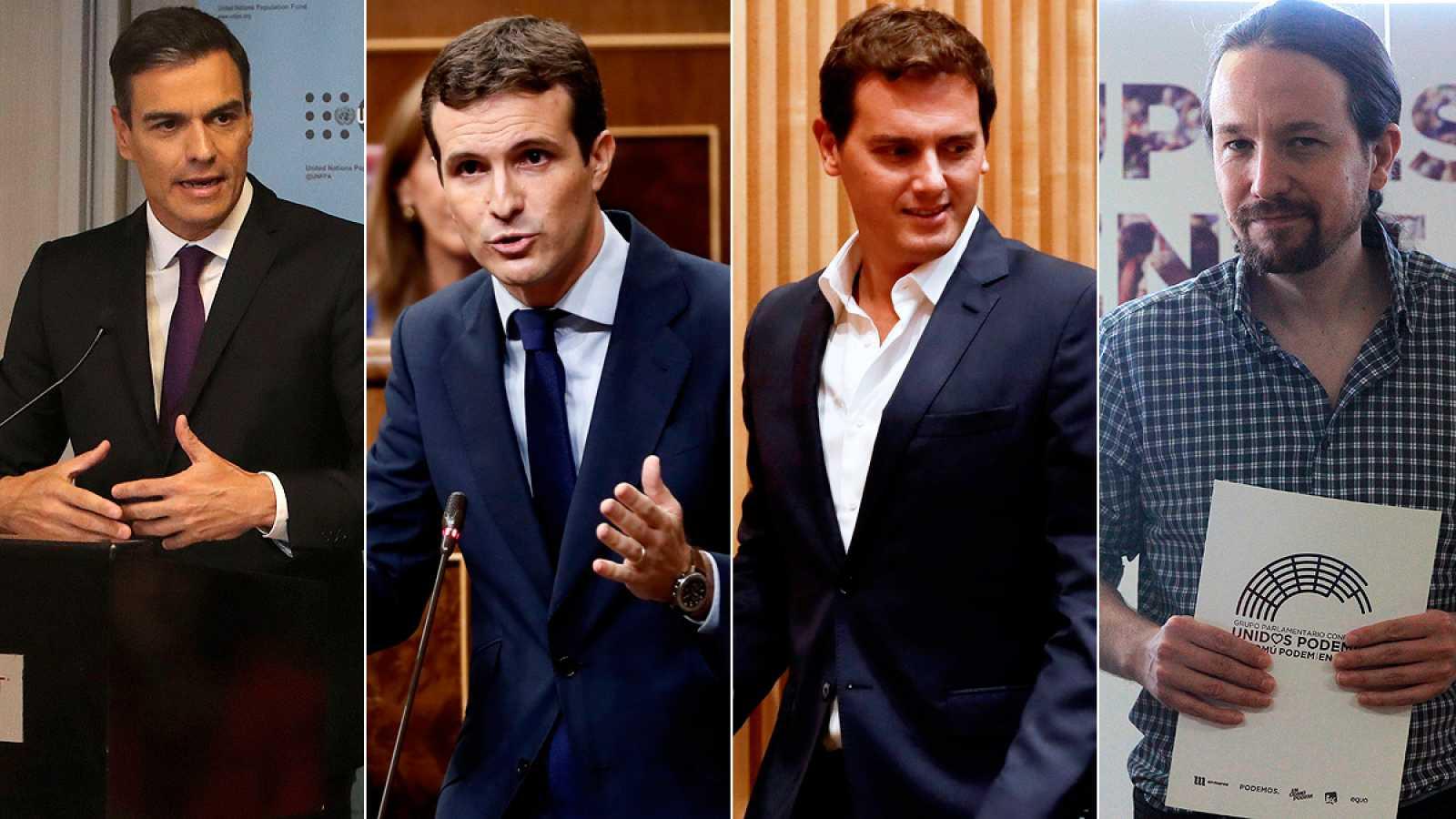 """Resultado de imagen de ciudadanos Casado niega """"purgas"""" en las listas a candidatos 'marianistas' y 'sorayistas'"""