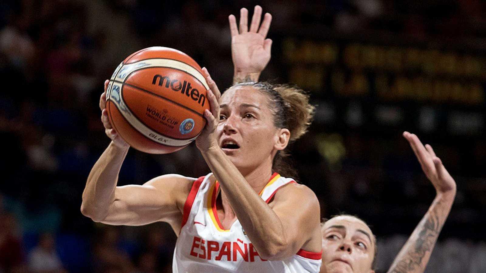 Resultado de imagen de España busca las medallas ante la invicta Canadá