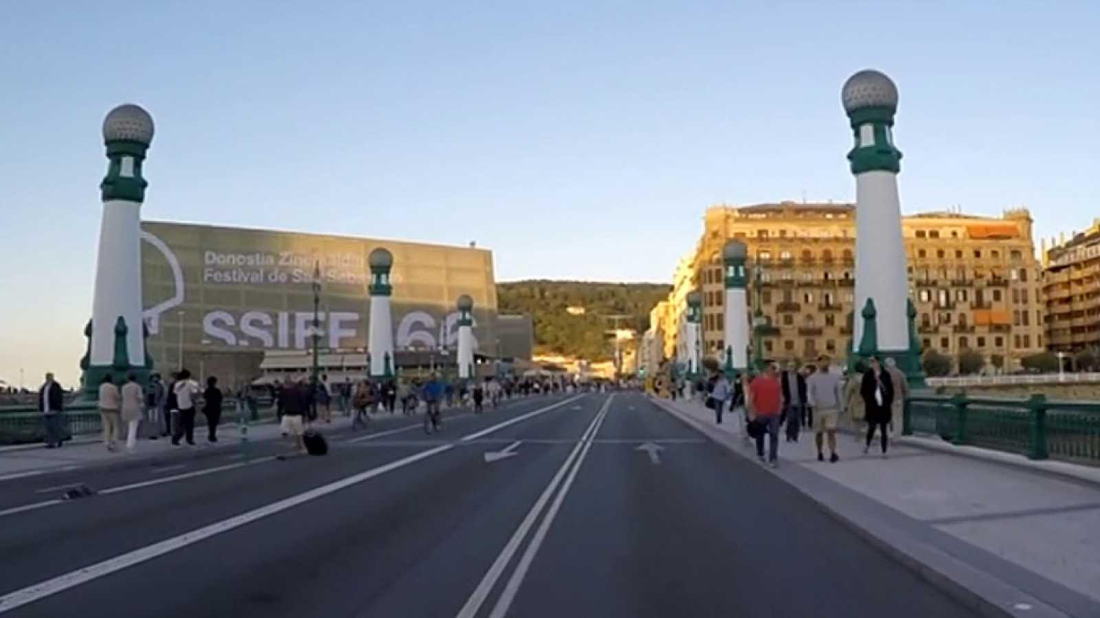 Festival De Cine De San Sebastián 2018 Making Off Rtvees