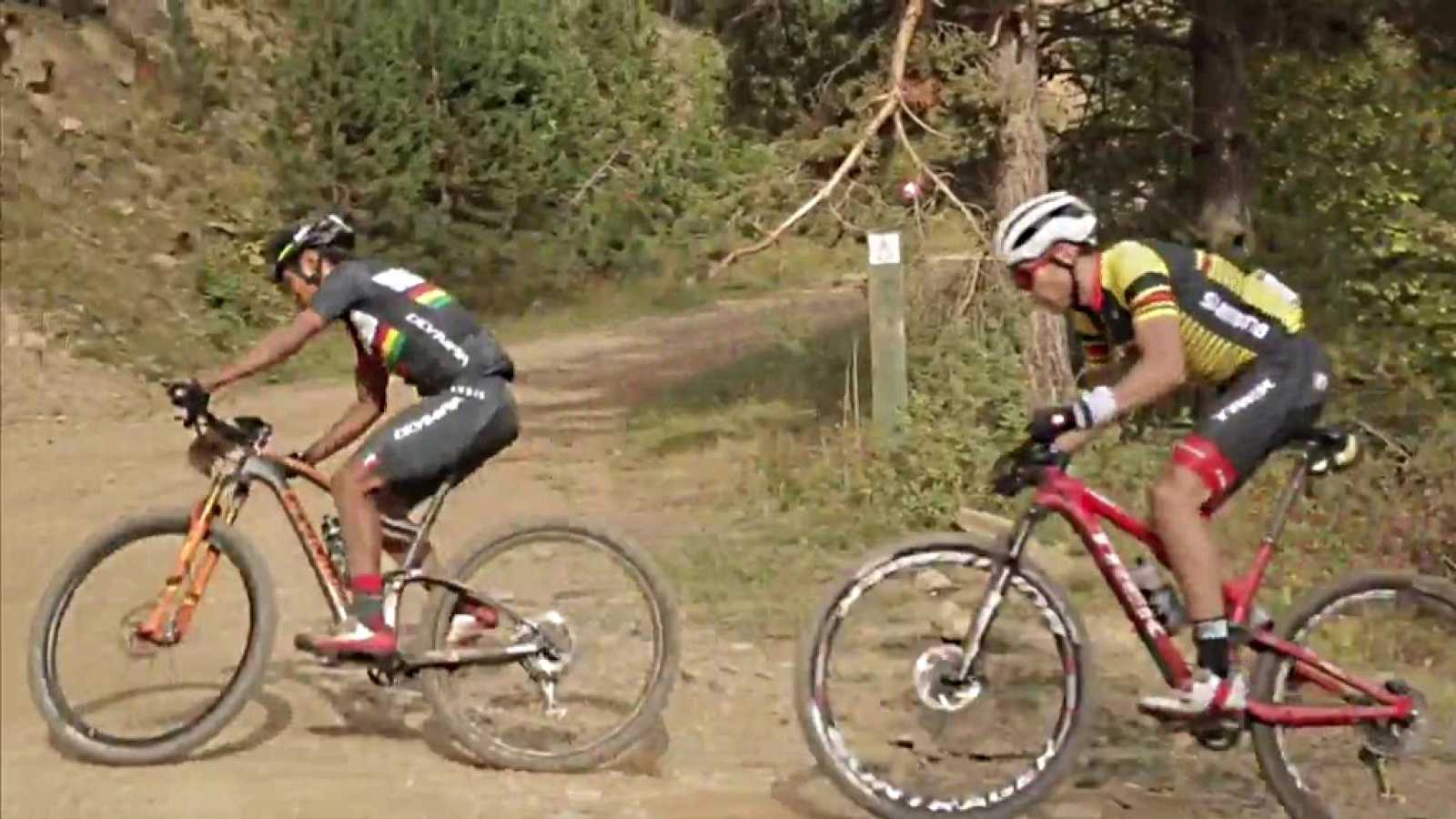 Mountain Bike - Catalunya Bike Race 2018 - ver ahora