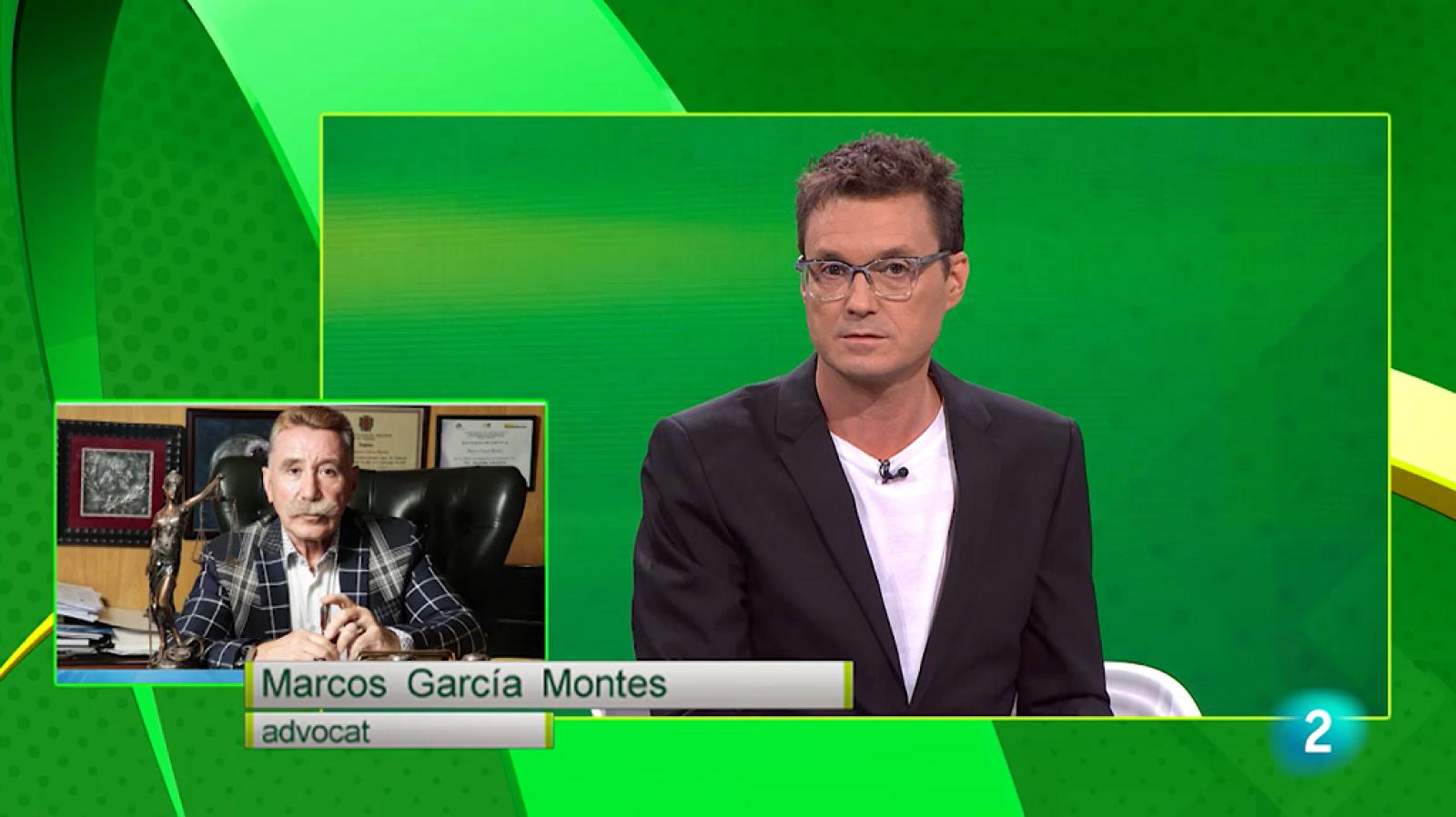 El Rondo - Parlem amb l\'advocat Marcos García Montes - RTVE.es