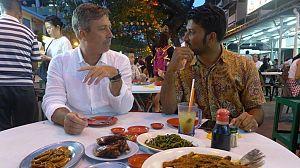 La aventura malasia de John Torode: Kuala Lumpur