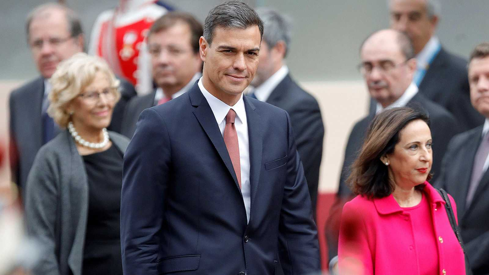 El Gobierno aprueba el borrador de los PGE en un Consejo de Ministros extraordinario