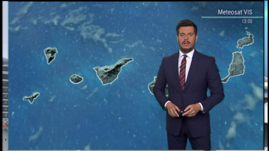 El tiempo en Canarias - 14/10/2018