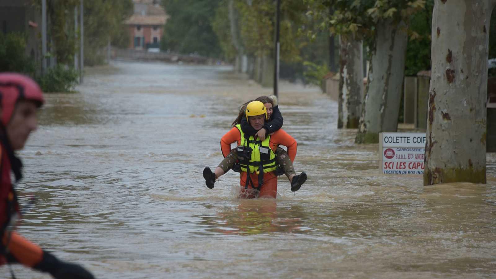 Resultado de imagen para Francia muertos  por inundaciones