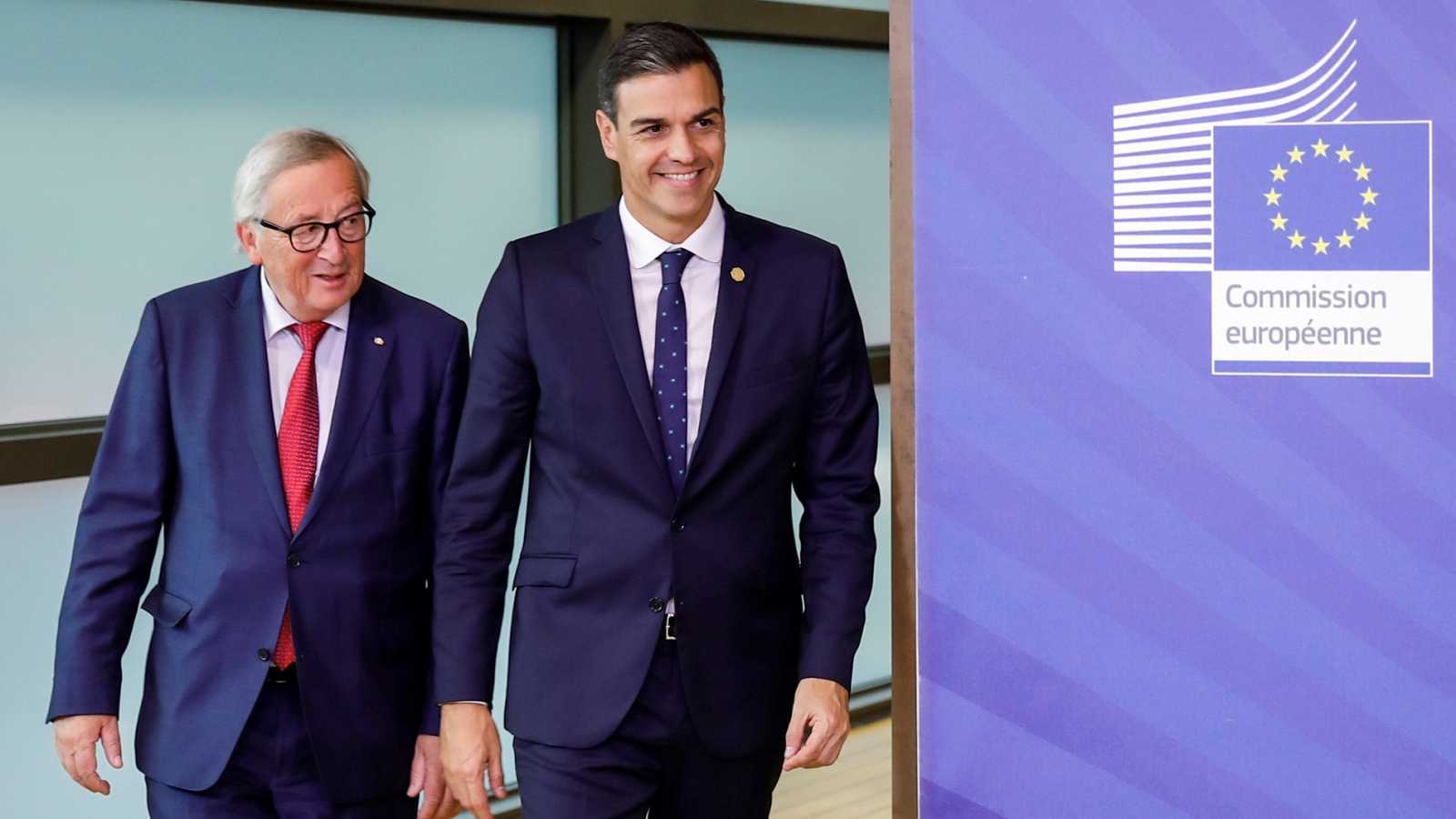 """Bruselas pedirá """"aclaraciones técnicas"""" a España sobre sus presupuestos ante las dudas en """"la previsión de ingresos"""""""