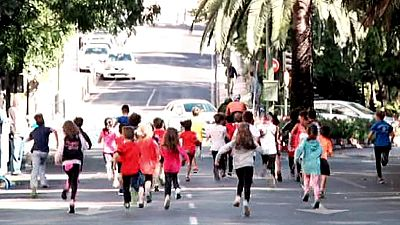 Circuito Music Run España 'Mr Carrera Solidaria Kini Carrasco' - ver ahora
