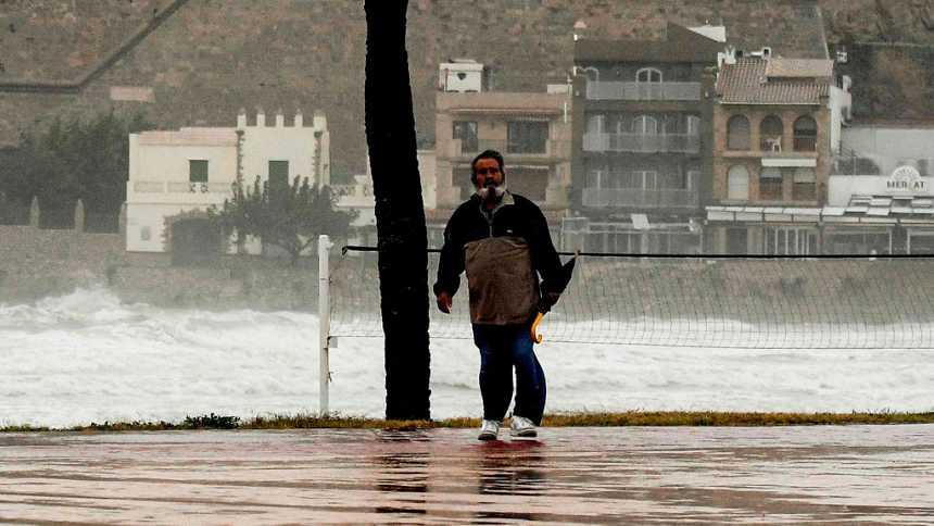 No se descartan lluvias generalizadas en Extremadura y Andalucía occidental