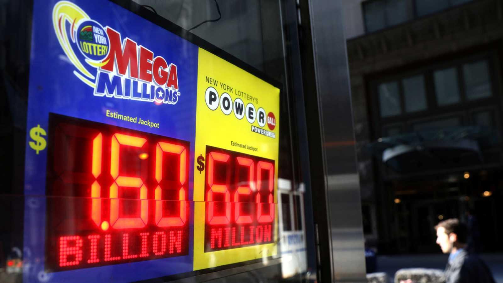 ee uu sortea el mayor bote de lotería del mundo 1 600 millones de
