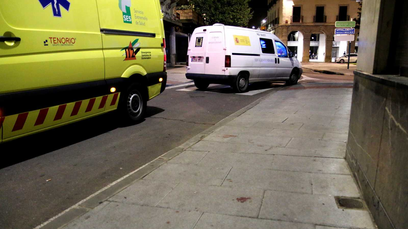 Matan a un guardia civil tras intentar mediar en una pelea en Don Benito