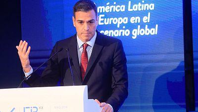 """Sánchez: """"La democracia es que no paguen siempre los mismos"""""""