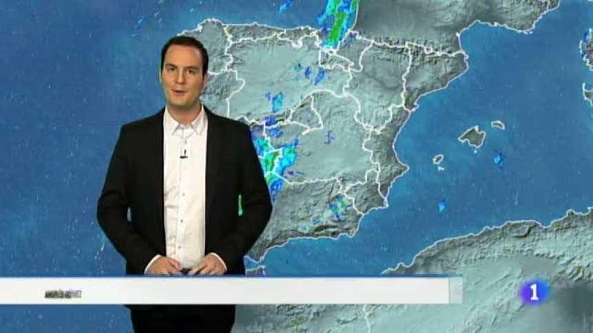 El Tiempo en Extremadura - 12/11/18