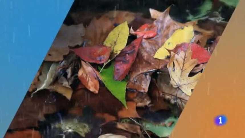 El tiempo en Cantabria - 13/11/18