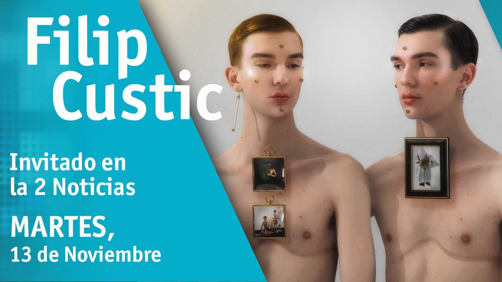 El universo surrealista de Filip Custic