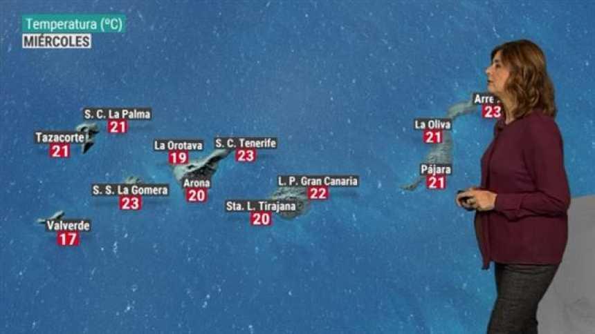 El tiempo en Canarias - 14/11/2018