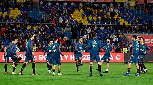 Amistoso Selección Absoluta: España - Bosnia. Previo