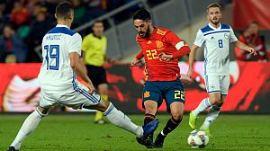 Amistoso selección absoluta: España - Bosnia