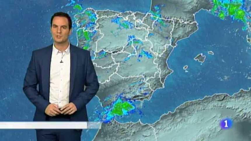 El tiempo en Extremadura - 21/11/18