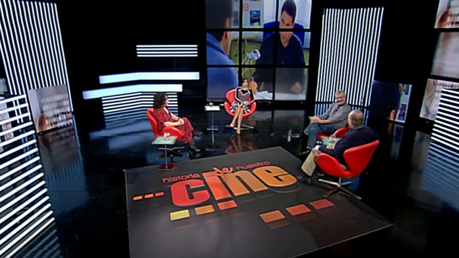 Historia de nuestro cine - Coloquio: Mujeres - ver ahora