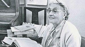 María Moliner, tendiendo palabras