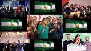 Noche Electoral Andalucía 2018. Parte 2