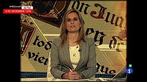 Viaje a 1978: El Telediario de un día histórico
