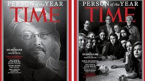 'Time' nombra a los periodistas perseguidos personas de 2018
