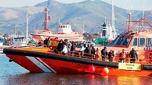 Salvamento marítimo cumple 25 años