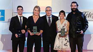 Gala Comité Olímpico Español 2018