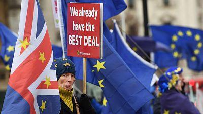 La UE presenta su plan para afrontar un posible 'Brexit' duro