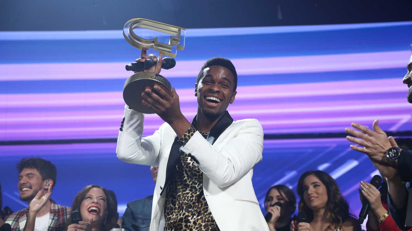 OT 2018 - Famous gana Operación Triunfo 2018 en la gala final