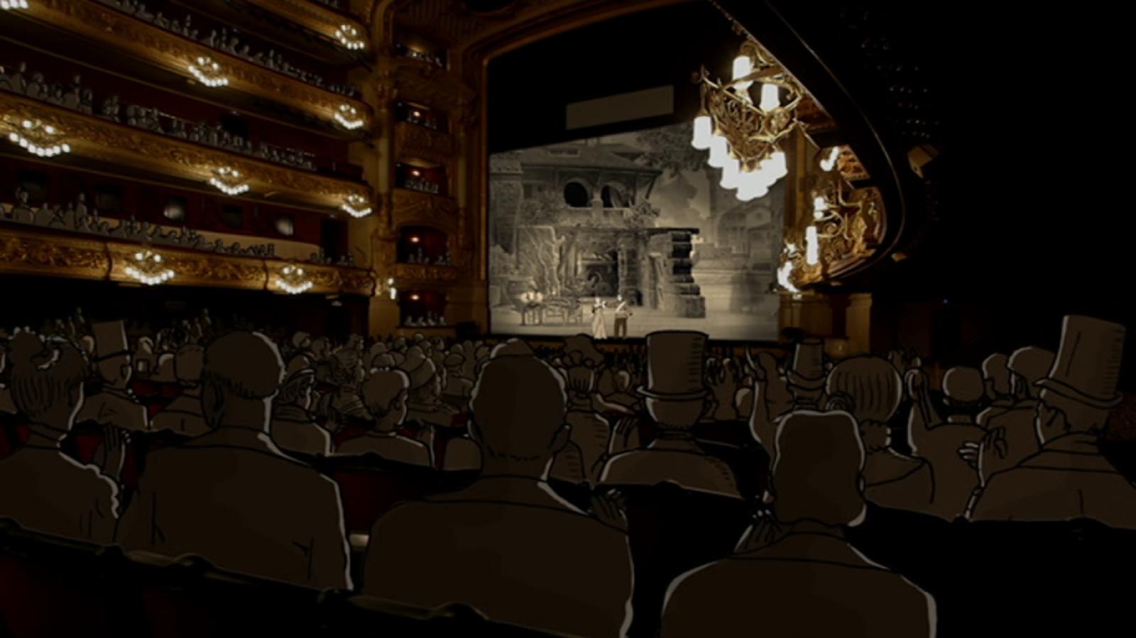 3994ab32e31c Otros documentales - El gran teatro del Liceo: 1837-1914. Crónica de un  tiempo nuevo