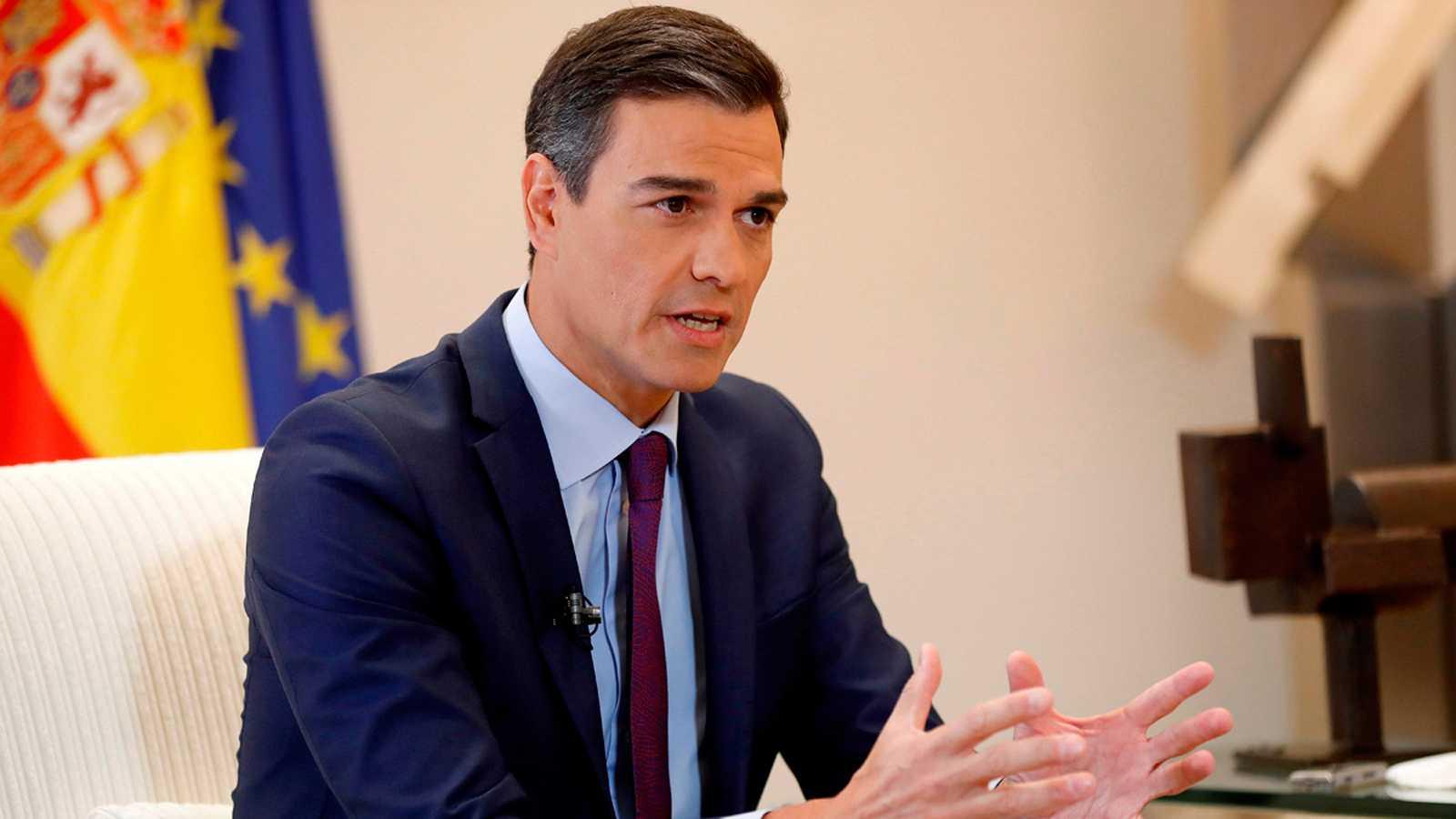 """Resultado de imagen de Sánchez presentará este viernes los presupuestos que quiere negociar """"con todas las fuerzas parlamentarias"""""""