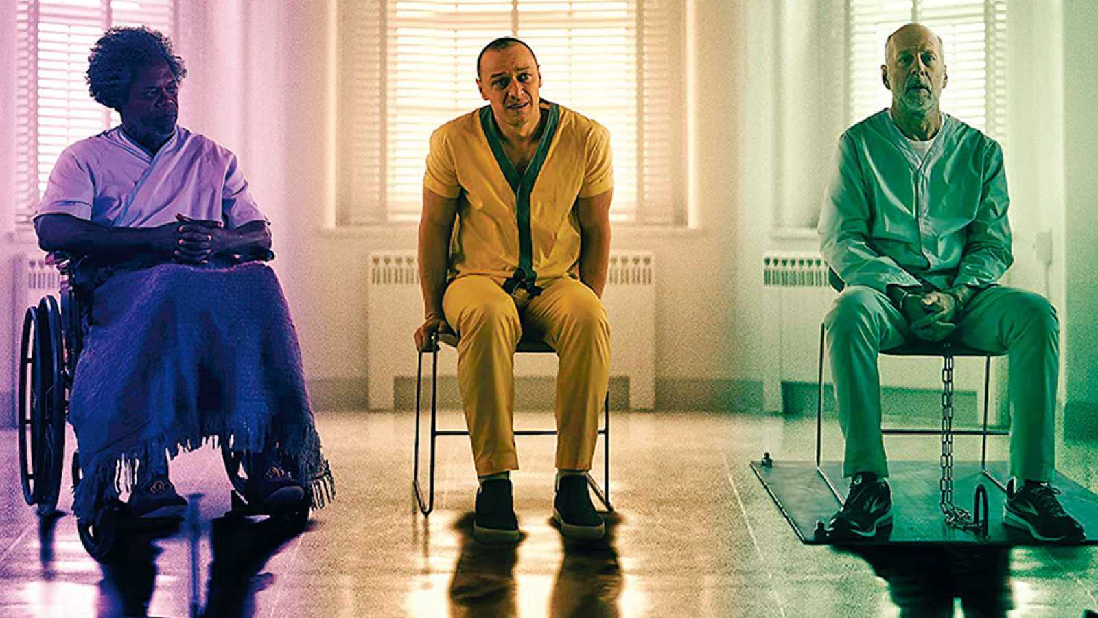 Tráiler de 'Glass', de M. Night Shyamalan