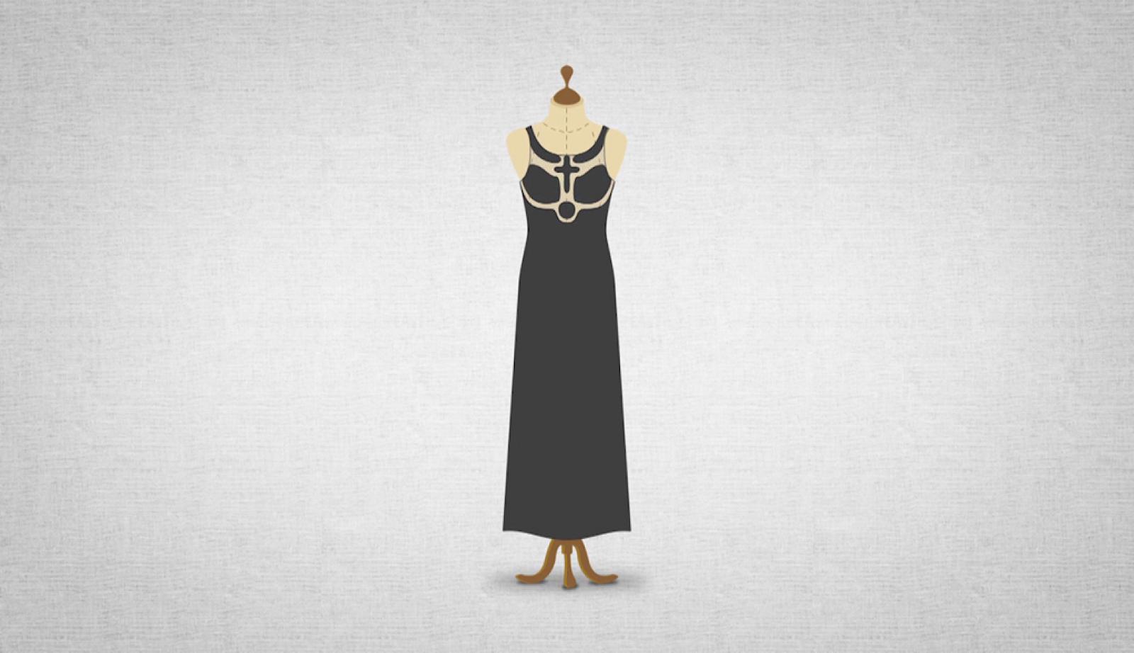 2fcd908d8b9ae Maestros de la Costura ¿ Vestido España de Sybilla  patrones