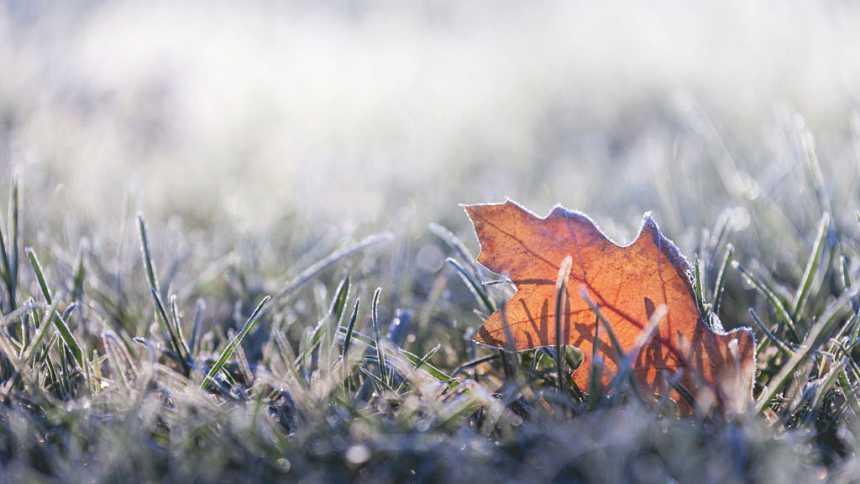 Temperaturas mínimas bajas en zonas del interior de la mitad norte de la Península