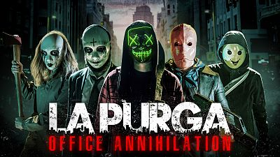 Neverfilms - Mira ya 'La purga annihilation'