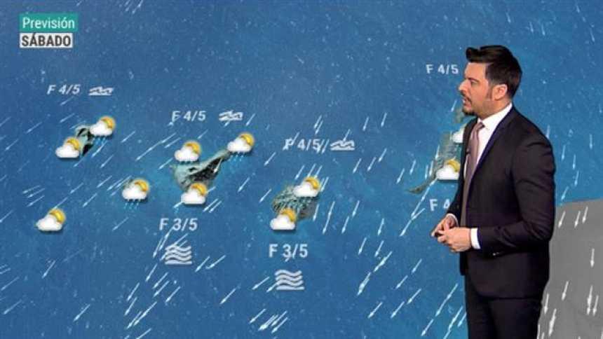 El tiempo en Canarias - 19/01/2019