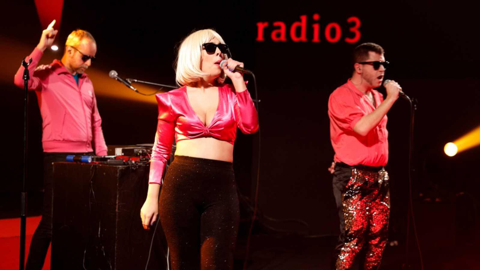 Los Conciertos De Radio 3 Ladilla Rusa Rtvees