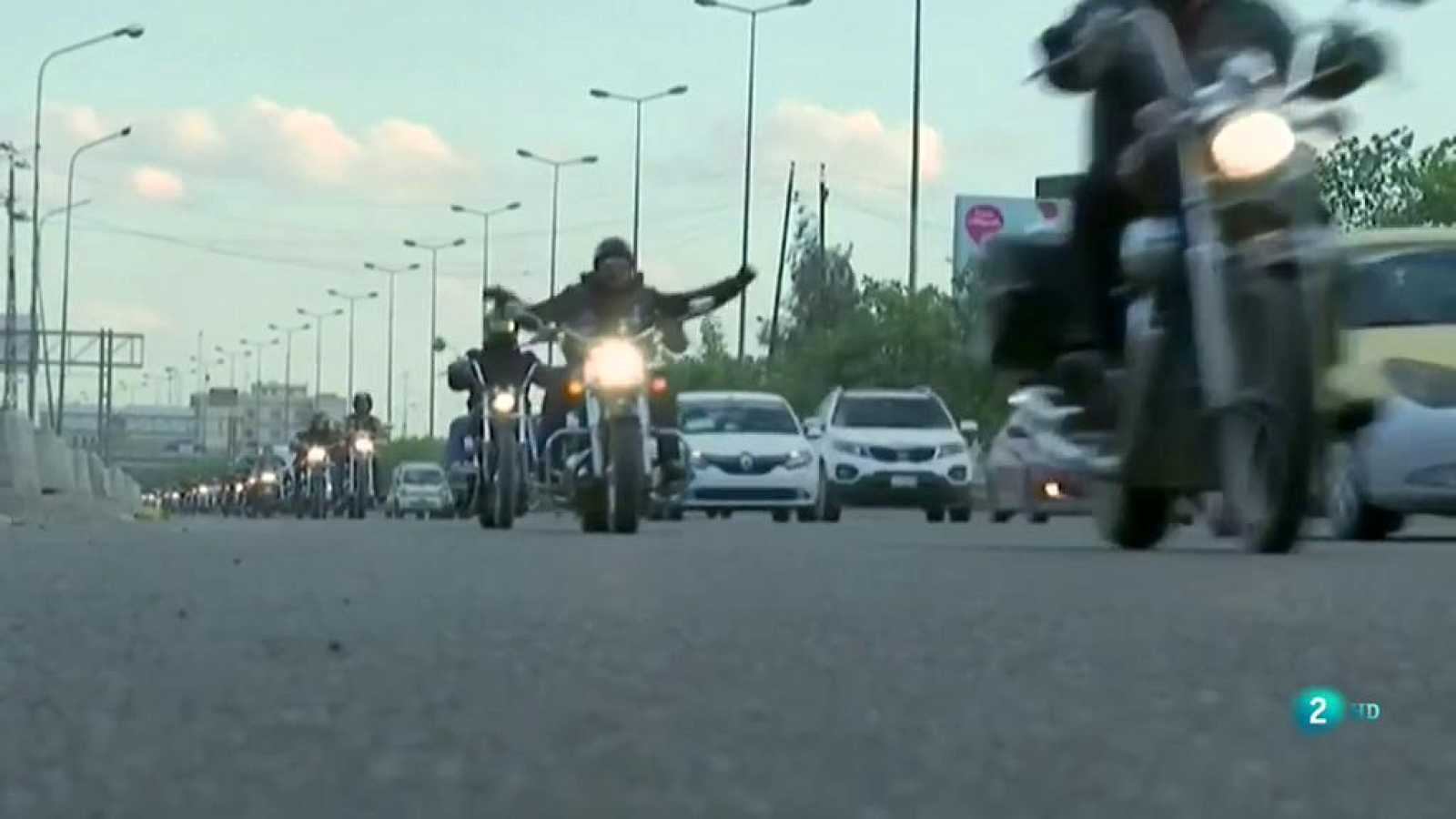 Los Iraq Bikers