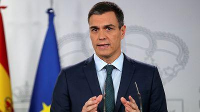 Ultimátum de Sánchez a Maduro: si en ocho días no convoca elecciones, España reconocerá a Guaidó - ver ahora