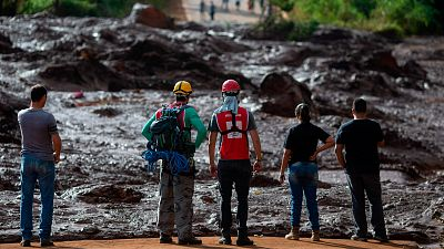 Al menos nueve muertos y cientos de desaparecidos por la rotura de una presa en Brasil