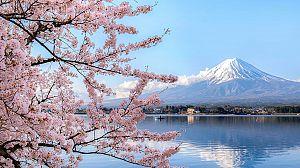 Japón desde el cielo: Del país de nieve a Tokio