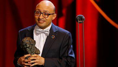 Jesús Vidal pone al público en pie con un discurso emocionante como mejor actor revelación