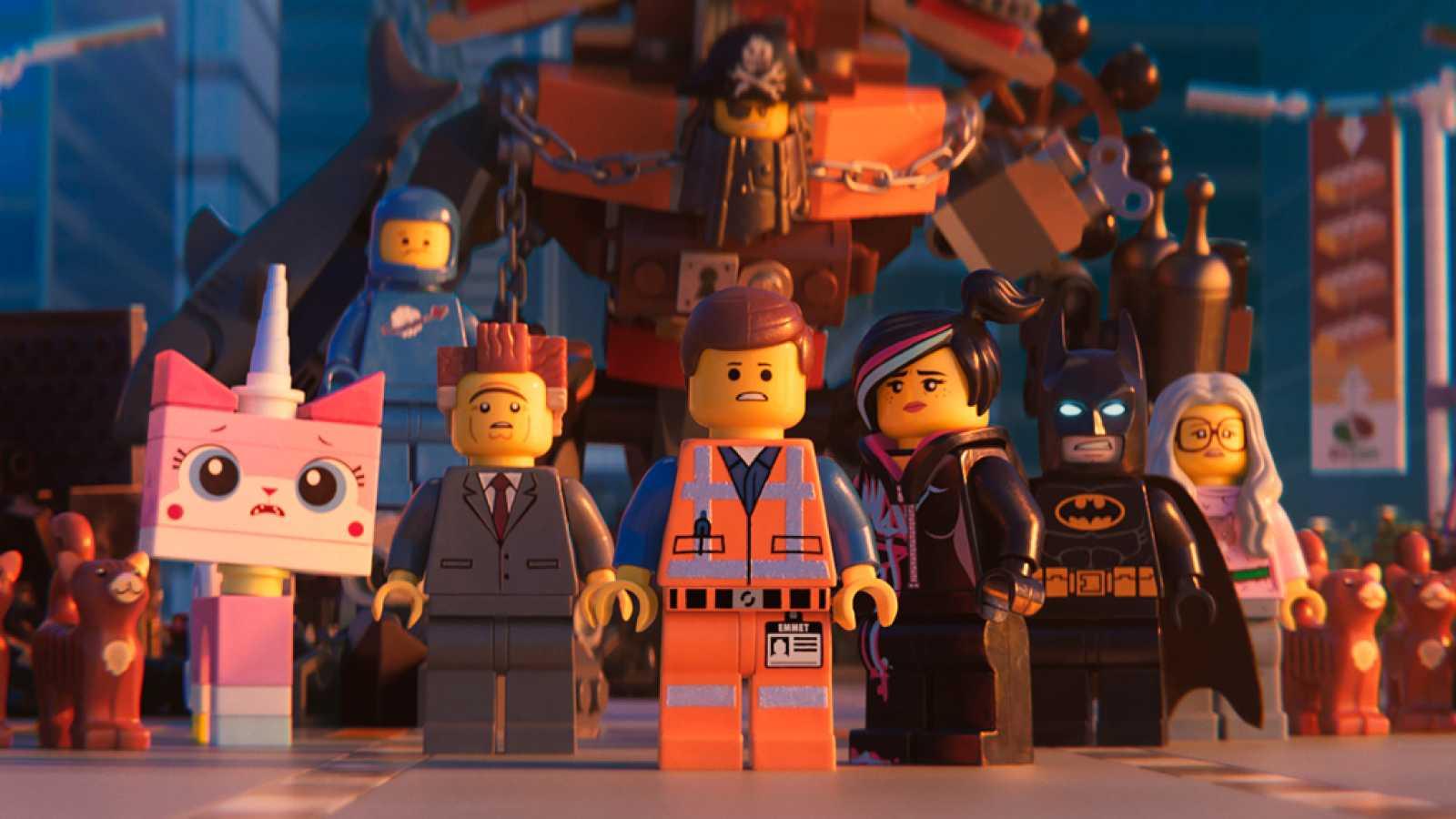 Tráiler de  La Lego película 2  689a854c7dc