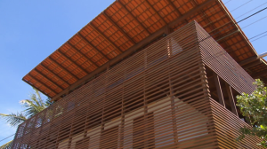 Construcciones ecológicas: La eco-construcción eólica