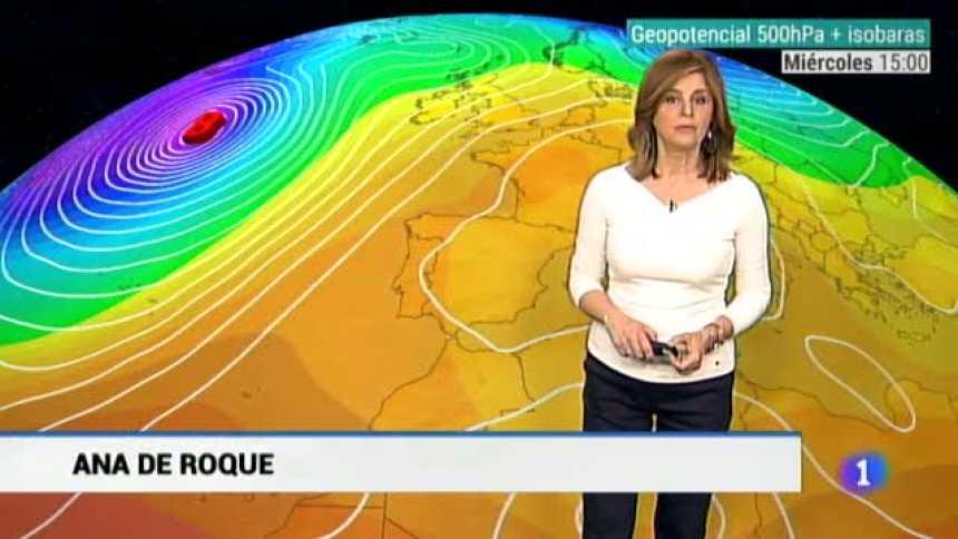 El tiempo en Extremadura - 20/02/19