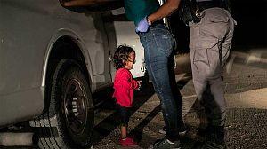 El crimen de Khashoggi o la separación de los migrantes, candidatas a mejor imagen en el World Press Photo