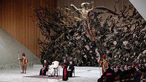 El papa Francisco quiere dar un impulso al cambio de cultura en la Iglesia Católica