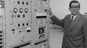 Estación de comunicaciones vía satélite